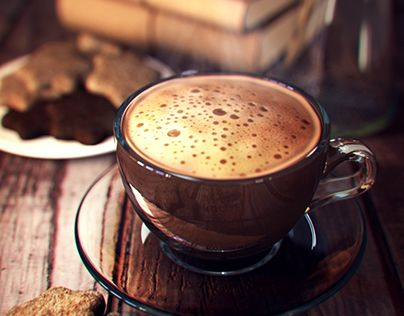 """Check out new work on my @Behance portfolio: """"Сoffee Cup with cookies"""" http://be.net/gallery/33449997/soffee-Cup-with-cookies"""