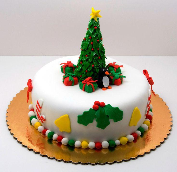 Новогодние тортики Jenny Wenny