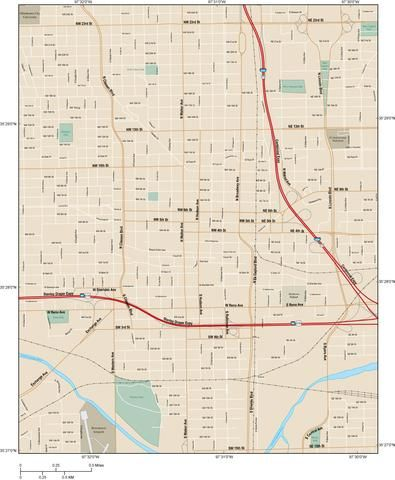 Best Vector Map Oklahoma City Images On Pinterest Vector Map - Oklahoma city map
