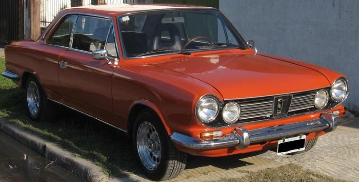 Torino TS 1974. Motor 7 bancadas, 10 puntos.  http://www.arcar.org/renault-torino-ts-44315