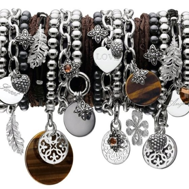 Would like a shot with all the stretch bracelets like this. Excellent for website cover shot etc