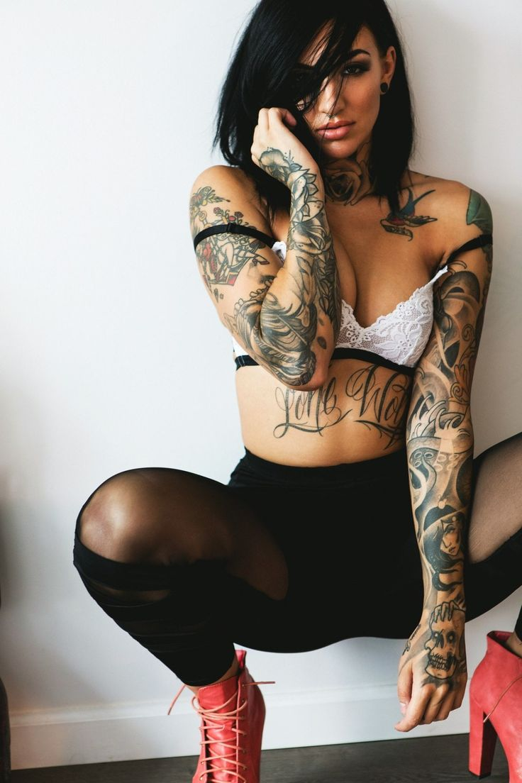 Small Sexy Tattoos For Girls