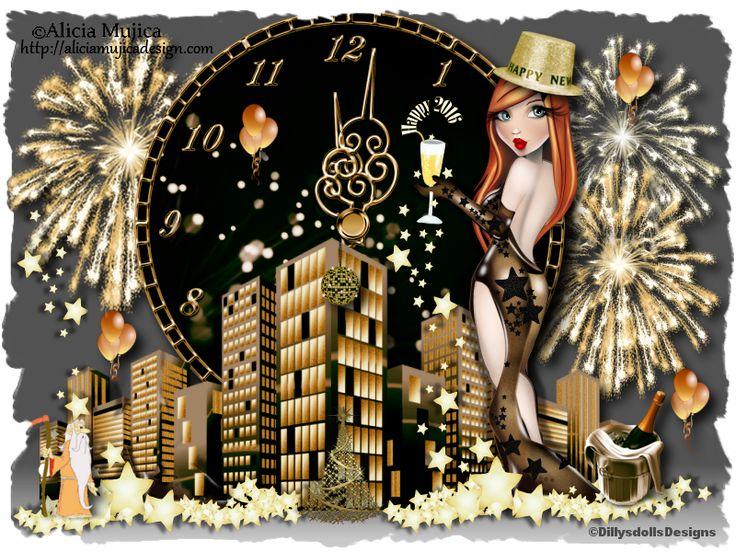 Happy New Years Pinterest peeps.