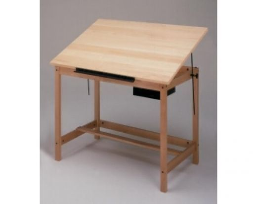 drawing desk plans expert teacherjon bio jon holds a bachelors of adjustable drafting tables can be adjusted in two ways in overall height - Drafting Tables