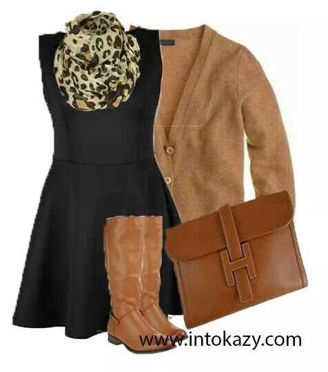 I love this look. Quick and easy. Details on intokazy.com