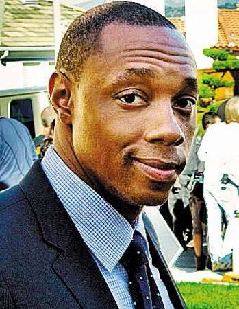 SouthLAnd Dorian Missick (That is one sharp lookin' dude! :D )