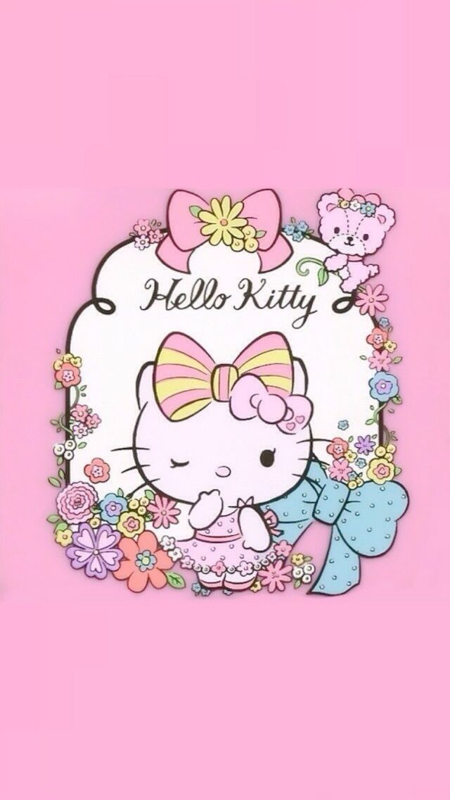 25 Best Images About Imagenes Hello Kitty On Pinterest