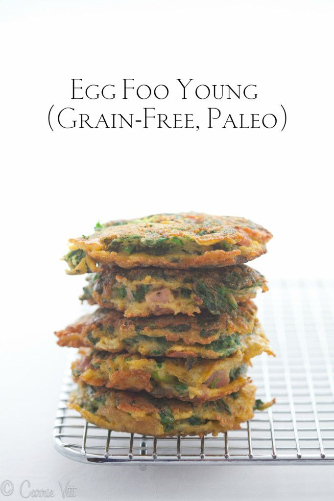 Egg Foo Young and Nom Nom Paleo: Food For Humans Book Review