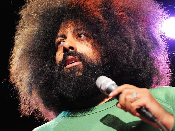 Very funny!   Reggie Watts disorients you in the most entertaining way via TED