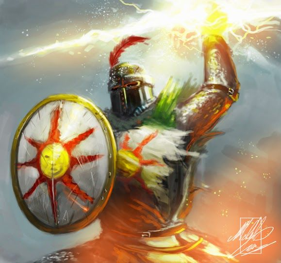 how to get solaire armor dark souls