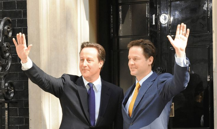 Arise Sir Nick Clegg – former Deputy Prime Minister to receive knighthood from The Queen