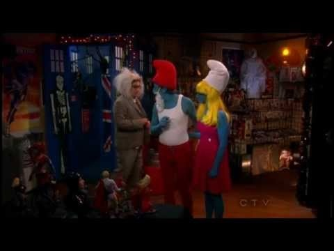 The Big Bang Theory  - Halloween party.