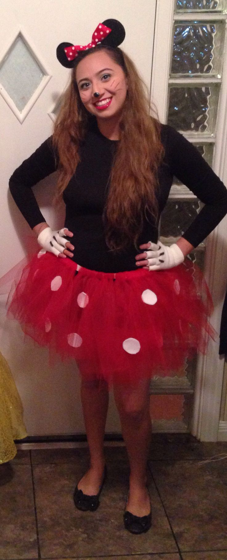 diy pink minnie mouse costume, 20 outstanding halloween costumes for