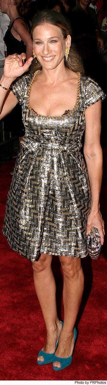 Sarah Jessica Parker wearing Dolce & Gabbana The Devil Wears Prada New York Premiere – 6/19/2006