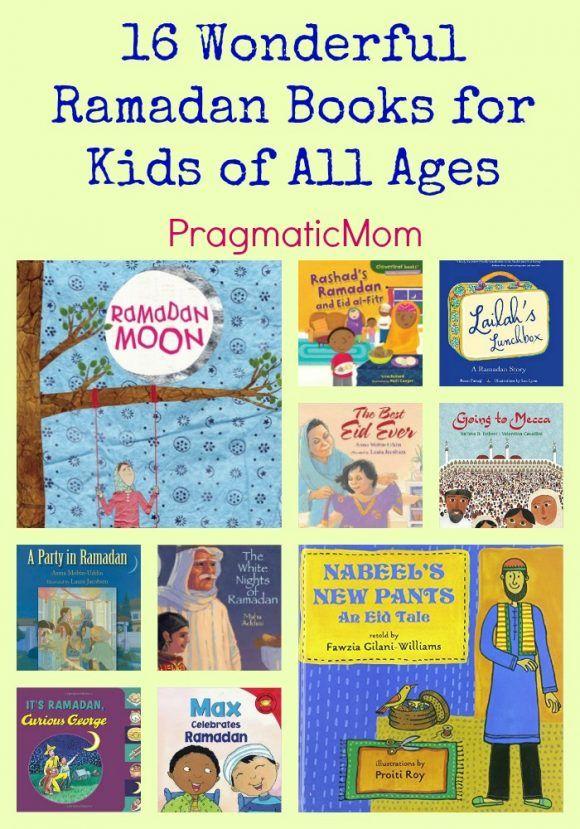 16 Wonderful Ramadan Books for Kids of All Ages :: PragmaticMom #Eid #Ramadan #KidLit