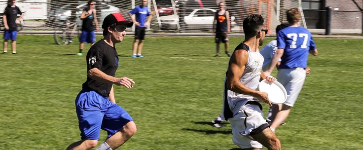 For CU Denver's players of Ultimate Frisbee, this season is a warm-up—a time to stretch the legs, recruit new players and train to work as a team. It's als