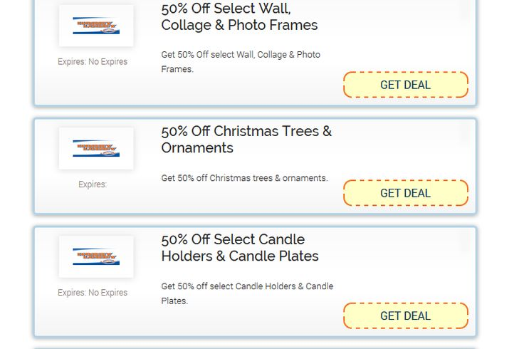 Hobby Lobby Coupon & Deals