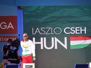 Laszlo Cseh 2013 World Championships