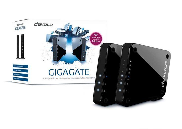 Le constructeur allemand dévoile une nouvelle solution sans fil haut débit. Solution qui a pour objectif d'améliorer le streaming sans fil pour profiter pleinement des tout derniers loisirs numériques. Loisirs numériques tels que le streaming vidéo 4K, jeux vidéo, NAS au travers du Wi-Fi.  Avec c... https://www.planet-sansfil.com/devolo-gigagate-nouvelle-solution-geant-reseau-cpl-grand-public/ Devolo, devolo gigagate, gigagate, sans fil, Wi-Fi, WiFi, Wireless