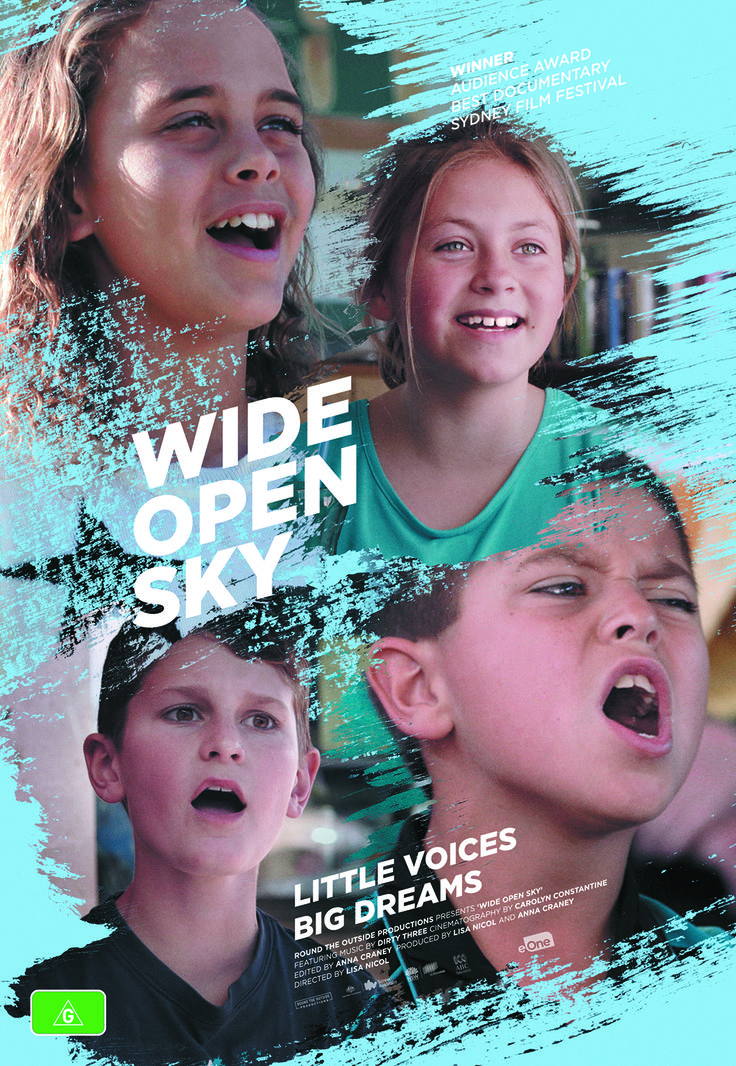 Register at Ocean Road Magazine website to win a double pass for the movie Wide Open Sky: http://www.oceanroadmagazine.com.au/#!competitions/jomrv To see the trailer: https://www.youtube.com/watch?v=dB-wV6Aclcs