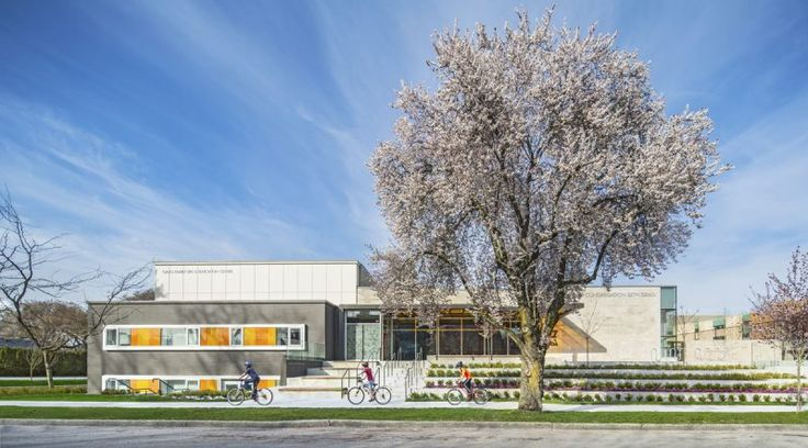 Congregation Beth Israel By Acton Ostry - http://www.decorazilla.com/architecture/congregation-beth-israel-by-acton-ostry.html