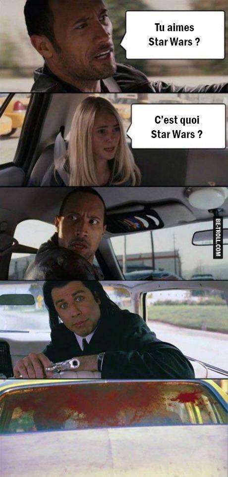 Tu aimes Star Wars ?   Be-troll