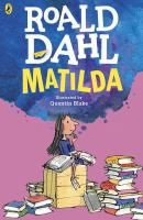"""Hannah at Dundas Junior Public School just read Matilda by Roald Dahl: """"I think readers who believe they can be whoever they want to be should read this book. Not only is it funny but it also teaches a lesson. Children have to be treated fairly. Equality is important. Matilda shouldn't be treated like nothing while her brother is treated really well. This book is about a girl who is intelligent and loves reading. Readers should be motivated."""" ****"""
