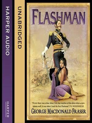 Flashman Book 1 by George MacDonald Fraser #amreading #books