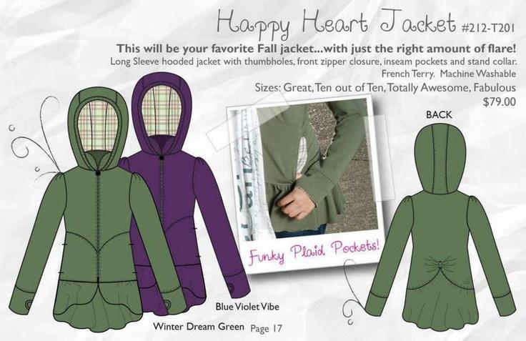 Great jacket for Tweens!