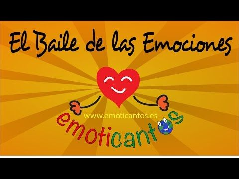Emoticantos: El Baile de las Emociones - YouTube