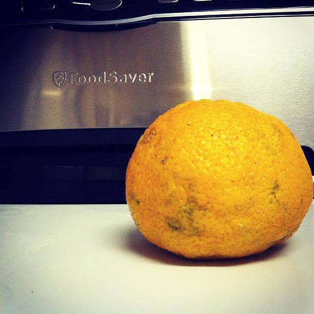 Ugli Fruit...from Jamica