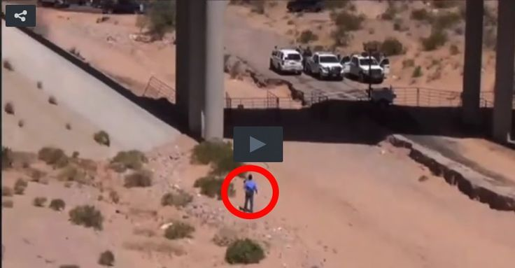 This Incredible New Footage Shows How Close Bundy Standoff Came To A Massacre The inside story of how one New Yorker may have kept the Bundy protestors from a bloody end  Read more at http://www.westernjournalism.com/footage-bundy-massacre/#fddkqs3MXfiPwwEZ.99