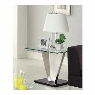 End Table Between 2 Chairs In Lr Florida Furniture
