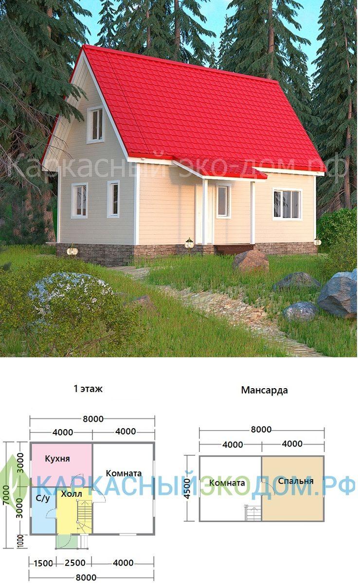 Строим каркасные дома под ключ  для постоянного проживания По Финской технологии  по цене от производителя на 14% ниже рыночной с гарантией 5 лет Построим дом в срок или платим 5.000 руб за каждый день просрочки. Цена фиксируется. Никаких переплат по договору.