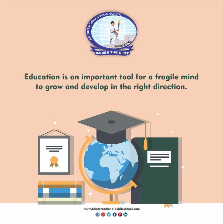 Education is an important tool for a fragile mind to grow and develop in the right direction.  #BRInternationalPublicSchool #CBSE #Kurukshetra #School #Education #Learning