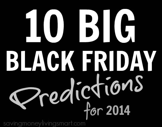 23 best black friday images on pinterest black friday eat lunch 10 big black friday predictions fandeluxe Choice Image
