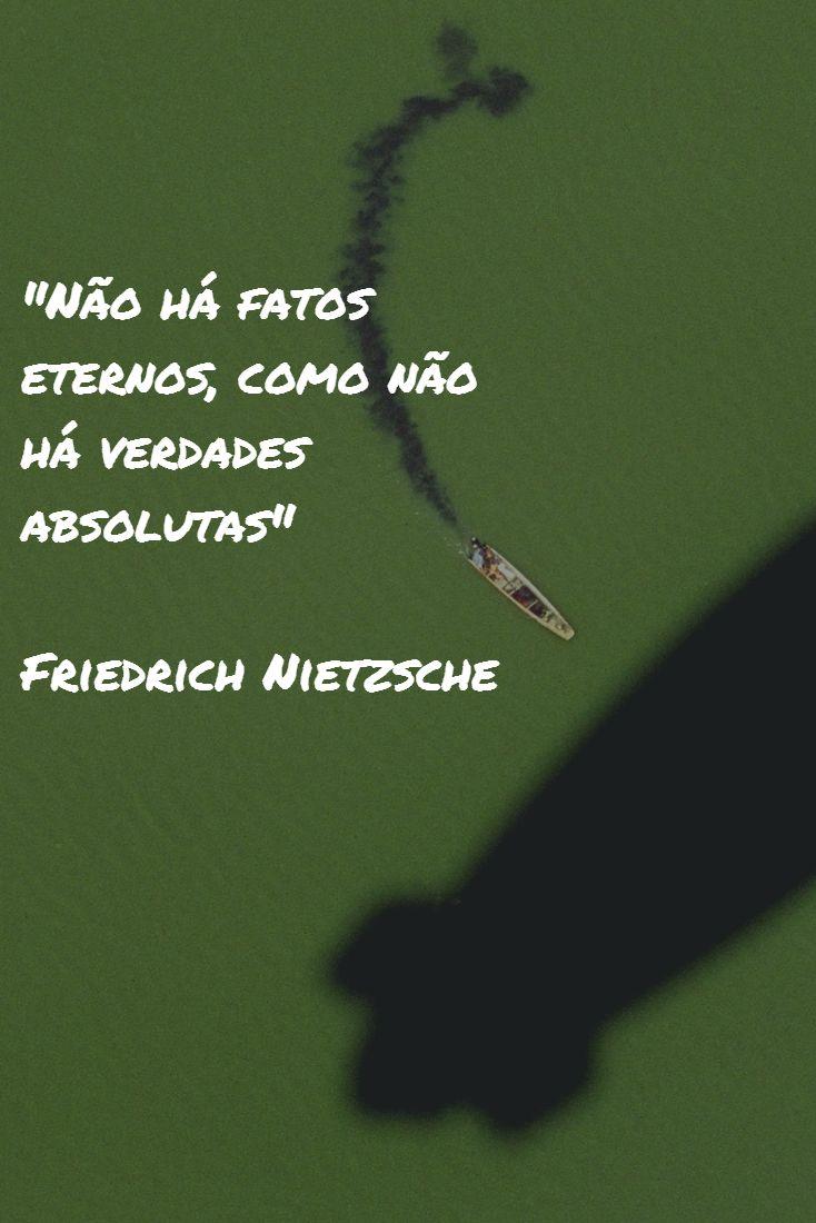 Tenha um bom dia com Friedrich Nietzsche