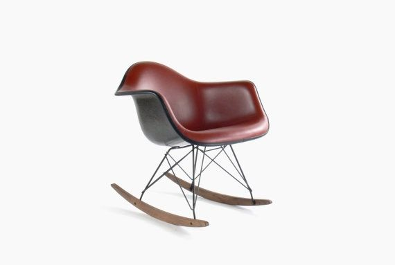 Gorgeous Eames for Herman Miller Armchair Rocker-RAR for sale for $950, local pickup in Brooklyn, NY