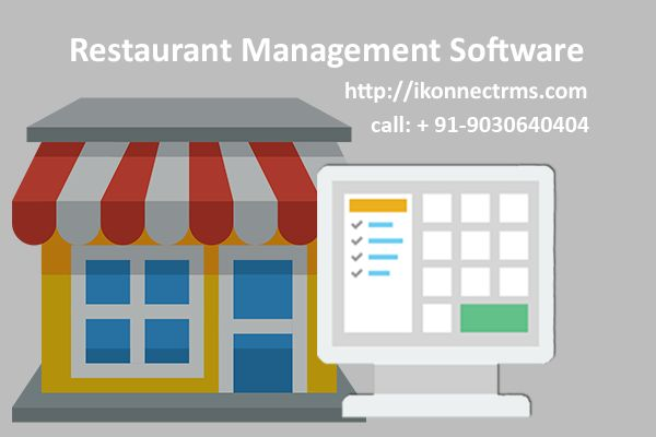 ikonnect Restaurant Mangement Software All your restaurant operations are made easy with Ikonnect -restaurant Management software a complete software module for entire restaurant operations. We develop many types of software like POS system ,inventory management, etc..We provide fully customized software for our clients. For any query contact us at : India: +91-9030640404, Dubai: +9714 2576109, visit us http://ikonnectrms.com/restaurant-management-system.html