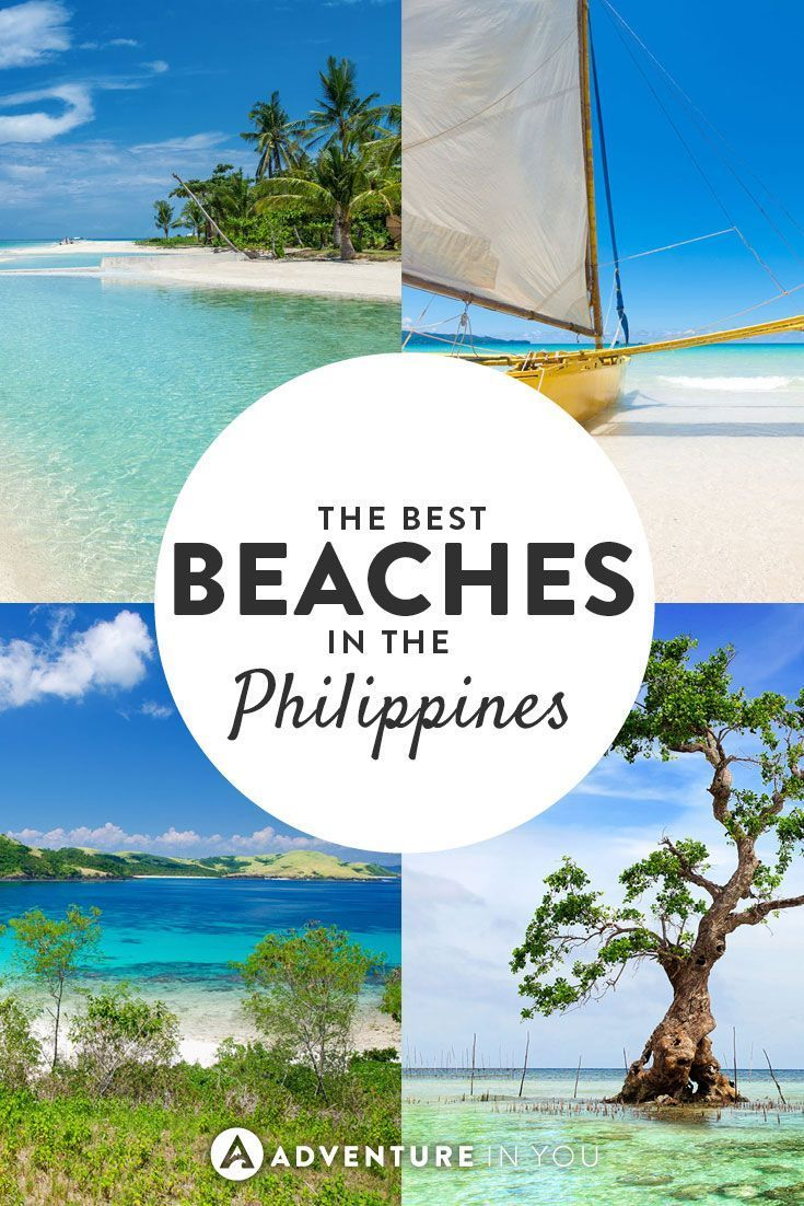 Philippines Travel   Looking for travel inspiration? Check out this article on the best beaches to visit in the Philippines, including in Palawan, Boracay, and Cebu.