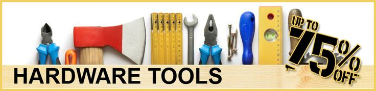 Fix your home Chores with Reecoupons, where you can have a wide range of Hardware Tools that will help you out effortlessly and repair your broken frame and other damaged at once with in a blink of eye. Subscribe us for having amazing discounts and deals on Hardware Tools. Fetch all coupons and codes at Reecoupons.