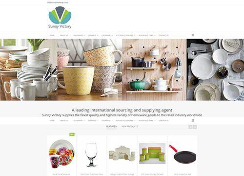 New Catalogue site in Joomla