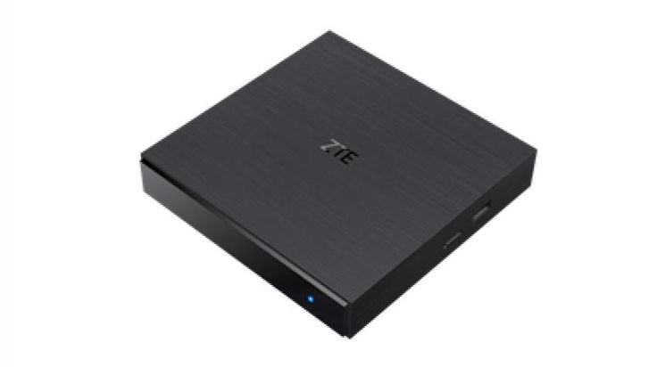 Set-top-box Android ZTE