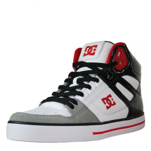 Dc Shoes Men S Spartan Hi Shoes Dc Shoes Dc Shoes Spartan 302523 Mens Hi Top Trainers Sneakers Men Fashion Hype Shoes Dc Shoes Men