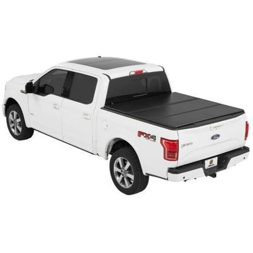 Bestop 16135-01 EZ Fold Truck Tonneau Cover for Ford F250/35 - Black