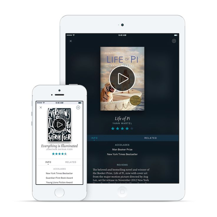 New Oyster Books App Is Like Netflix For Books