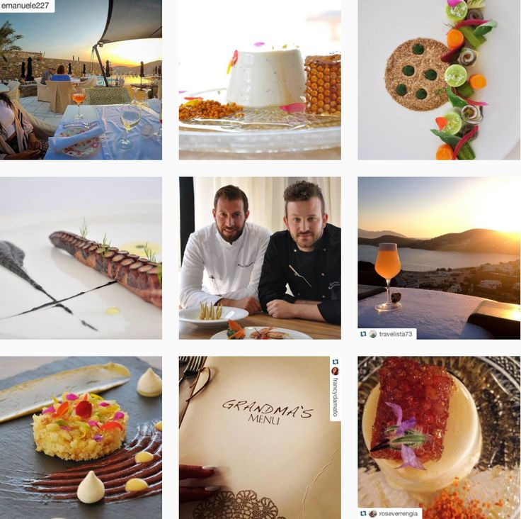Culinary delights, stunning views and beautiful pictures from our guests... brighten your Instagram timeline with @grandmasrestaurant! Follow us at www.instagram.com/grandmasrestaurant/