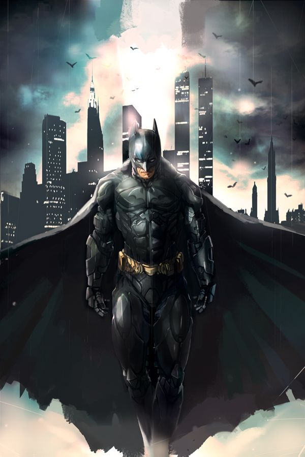 My rendition of Batman. Went for Nolan's armor-ish look coz i like drawing armors. Been watching all the Batman movies (yes, even Batman&Robin haha) and had a sudden urge to draw Batman plus th...