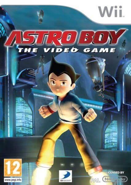 Astro Boy Wii Pal Espanol Mega Descargar Juegos Astro Boy