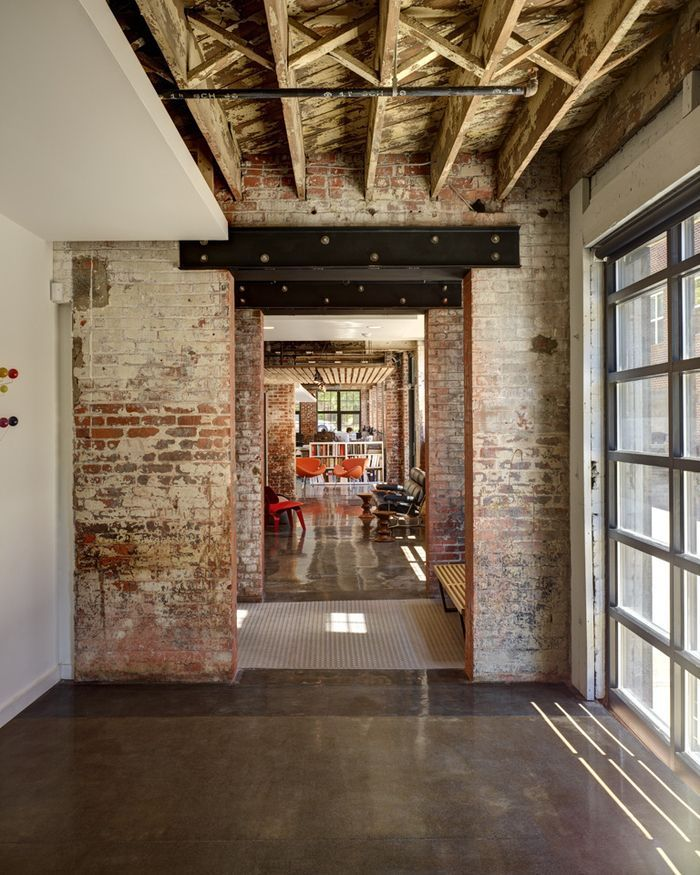 Best 25+ Industrial interiors ideas on Pinterest Industrial live - industrial vintage wohnhaus loft stil